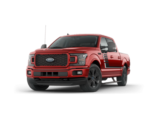 New 2019 Ford F-150 Lariat Truck for sale/lease in Pocatello, IL